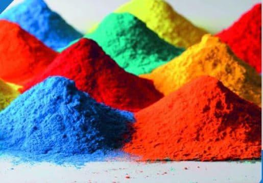 Types of Pigments