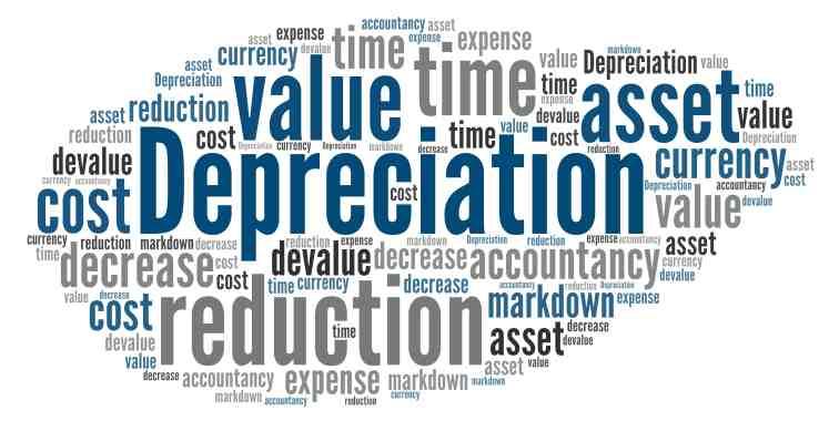 Depreciation cost
