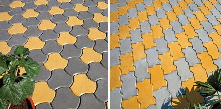 Paver Blocks Types, Shapes and Uses