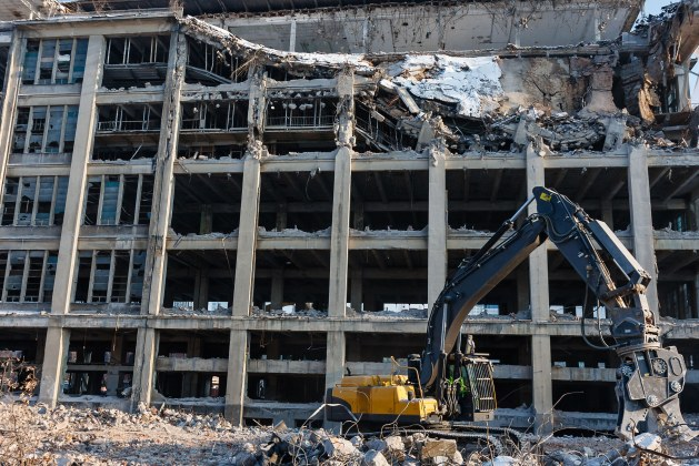What are the Safety Protocols for the Demolition of a Structure? [PDF]