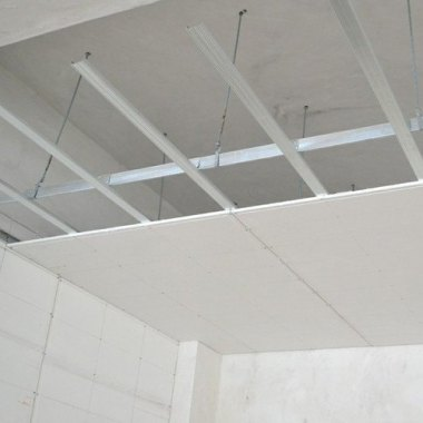 Typical Board Ceiling
