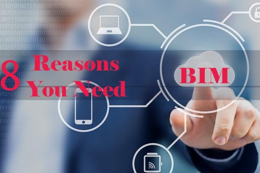 8 Reasons You Need Building Information Modeling (BIM) [PDF]