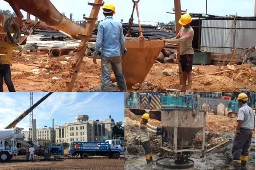 How to Pour Concrete for Pile Foundation? [PDF]