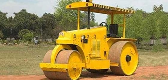Static Compaction Machine