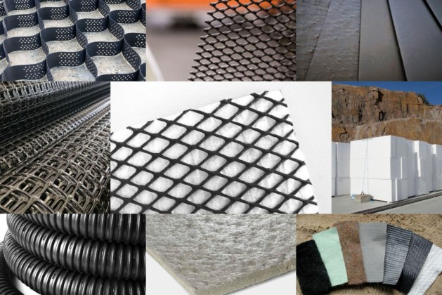 9 Types of Geosynthetics in Construction