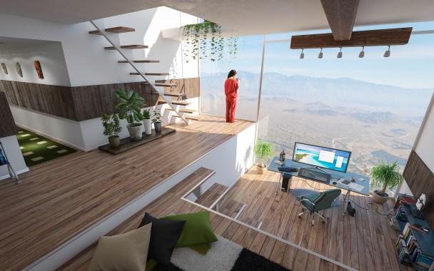 residential workspace