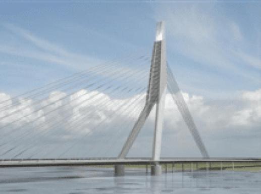Signature bridge.