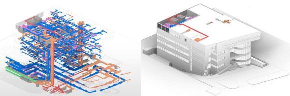 BIM for hospital construction