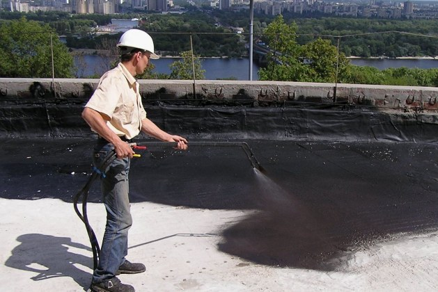 How to Carryout Waterproofing with Bitumen Mastic?