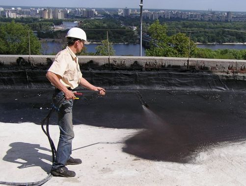 How to Waterproofing with Bitumen Mastic