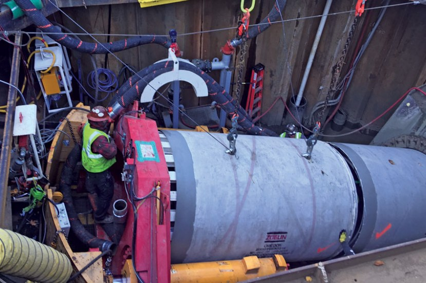 Microtunnelling: Planning, Process, and Construction