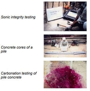 Tests on Existing Piles