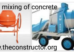 Can we consider drum mix of concrete as a batch mix?