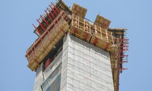 How Climbing Formwork Makes Concrete Construction Easy?