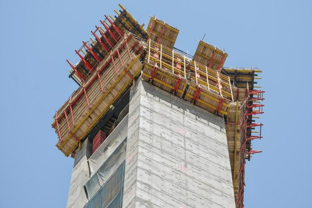 How Climbing Formwork Makes Concrete Construction Easy?