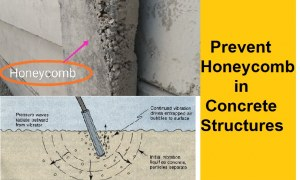 How to Prevent Honeycomb in Concrete Structures? Video Included