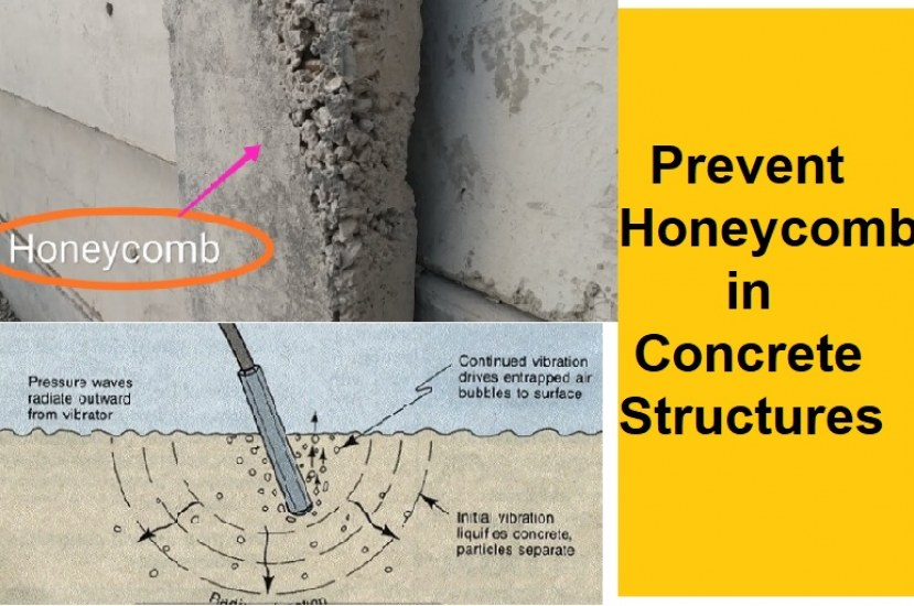 How to Prevent Honeycomb in Concrete Structures?
