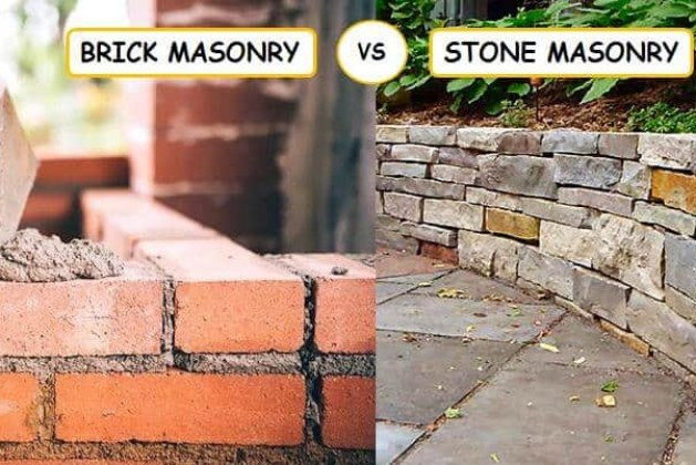 How to Monitor Stone and Brick Masonry Work?