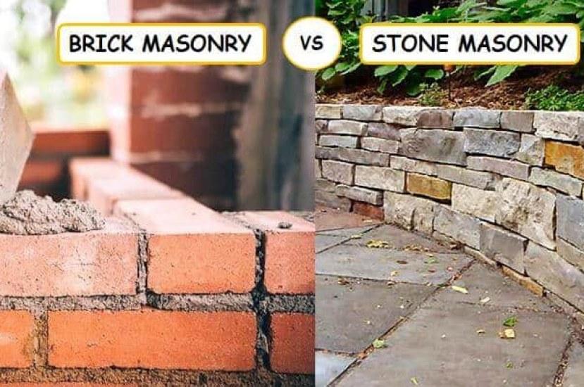 How to Monitor Stone and Brick Masonry Work?