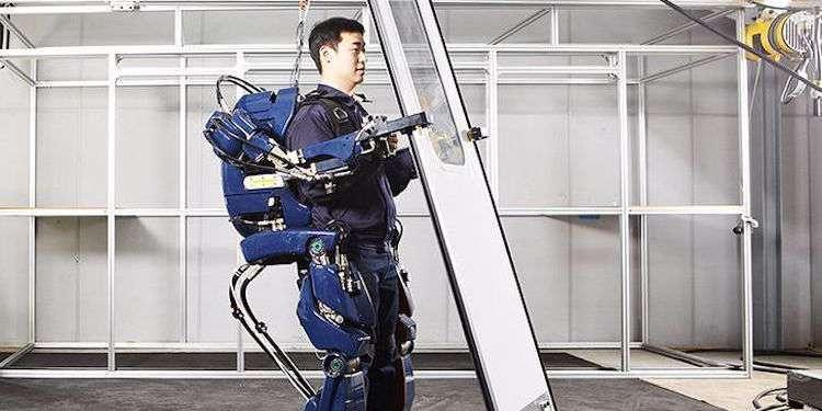 Bionic Suits