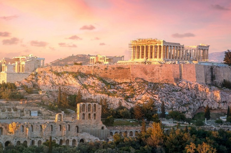 Athens Acropolis: Geotechnical Features of the Bedrock of Western Civilization
