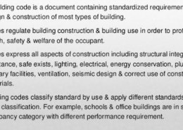 What are the standard codes used for test procedures for in-situ testing of various construction materials?