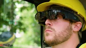 Smart Glass Wearables  for Construction Sites