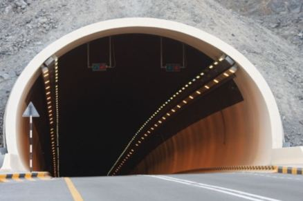 Sloped Tunnels