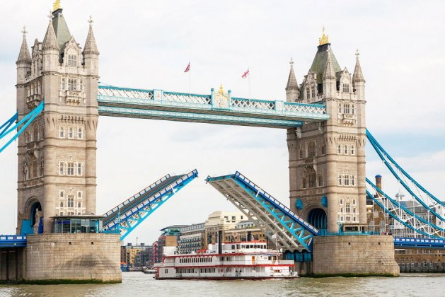 Tower Bridge: Construction Features of the World-Famous Symbol of London