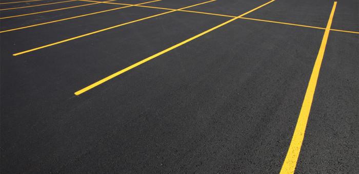 Reflective pavement