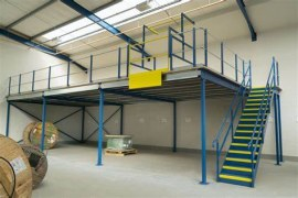 Mezzanine Floor for Buildings: Important Features and Types