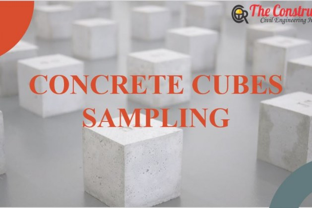 How to Carry out Concrete Cubes Sampling as per IS 456?