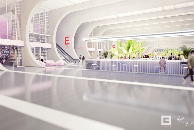 Video: Virgin Hyperloop's Passenger Experience Vision for the 21st Century