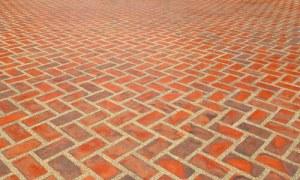 How to Lay Brick On-Edge Flooring?