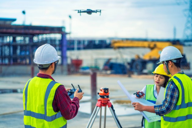 Artificial Intelligence in Surveying