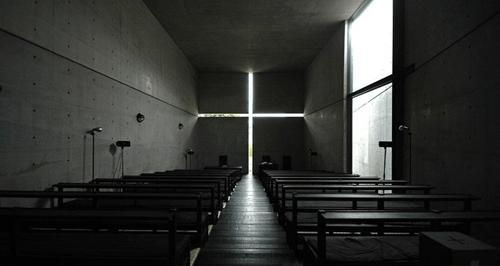 The Church of Light, Japan
