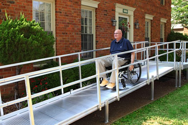 Wheelchair Ramp Requirements as per the ADA