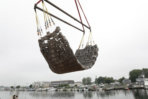 Eco-Friendly Blocks for New Jersey Shoreline Project