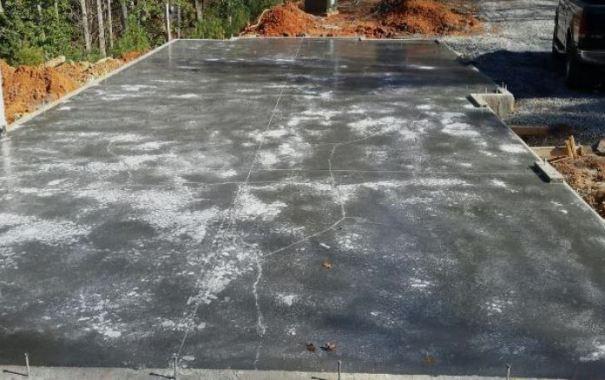 Freezing of Fresh Concrete