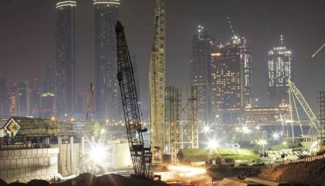 Why is Lighting is Crucial for Construction Site