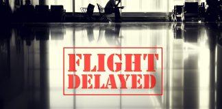 flight, delay, airport