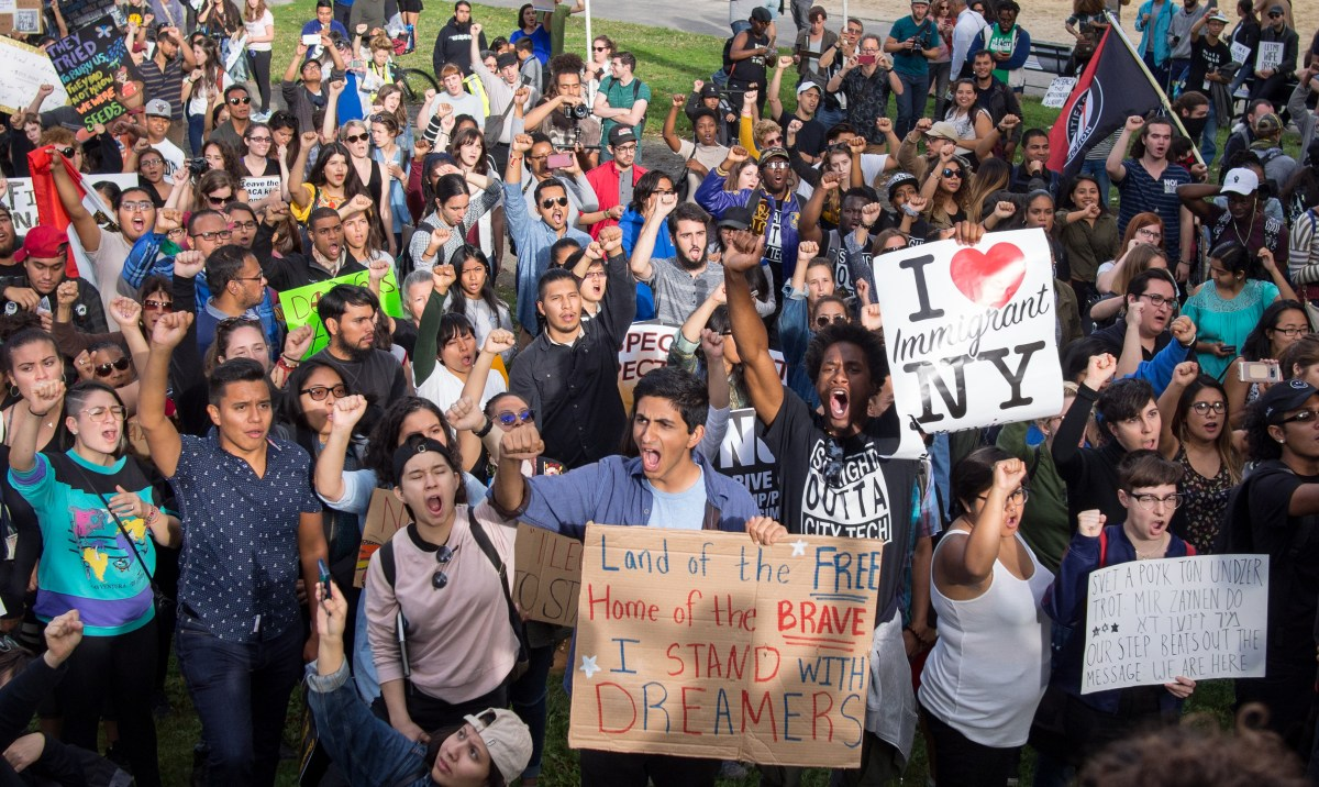 Deferred action on DACA deepens immigration controversy