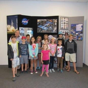 Visit to the planetarium!