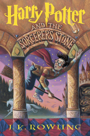 Harry Potter and the Sorcerers Stone by JK Rowling - The Contented Reader
