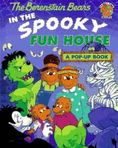 The Berenstain Bears in the Spooky Fun House - The Contented Reader