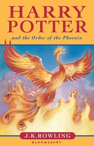 Harry Potter and the Order of the Phoenix by JK Rowling - The Contented Reader