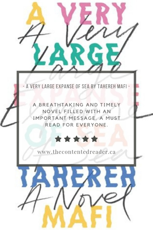 A Very Large Expanse of Sea Pin - The Contented Reader