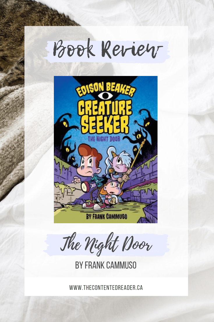 The Night Door Book Review - The Contented Reader