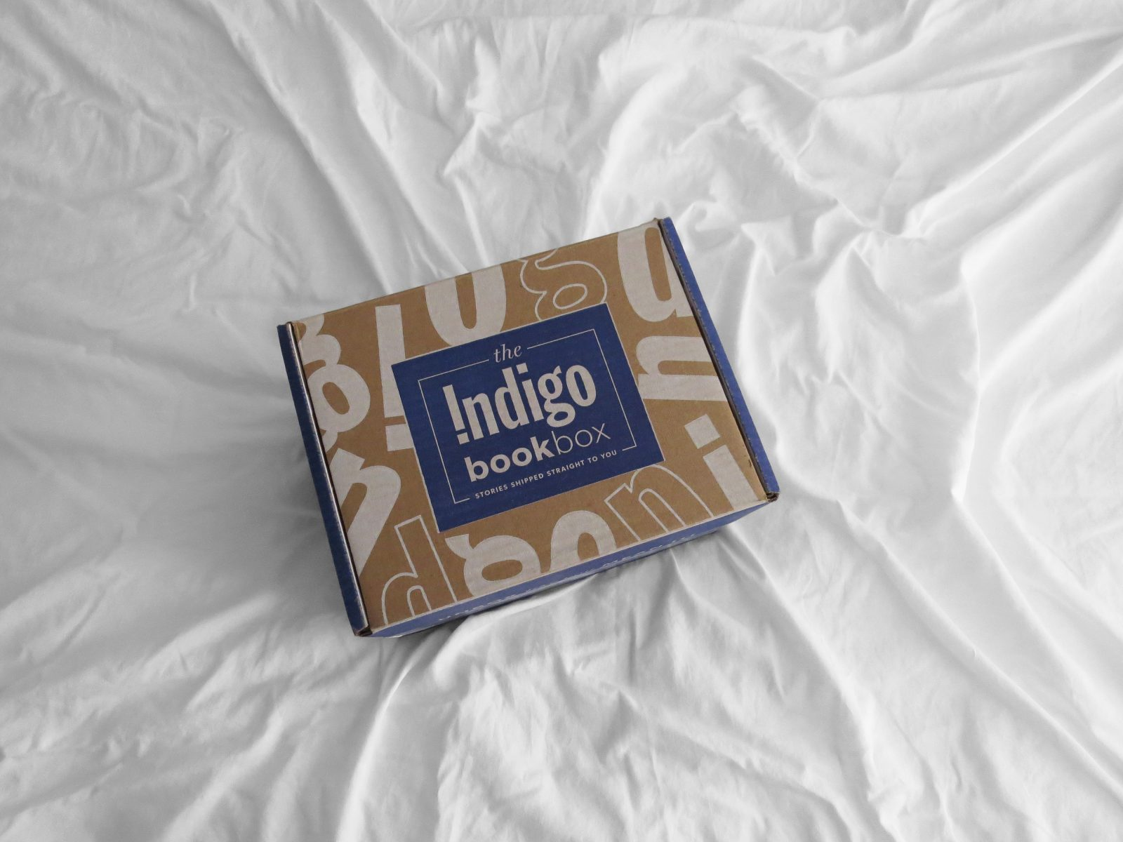 Indigo Book Box October 2018 - The Contented Reader