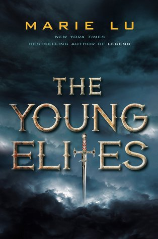 The Young Elites by Marie Lu - The Contented Reader